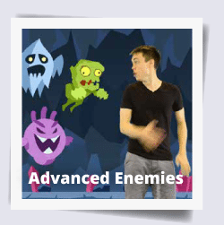 JavaScript App Course - Advanced Enemies
