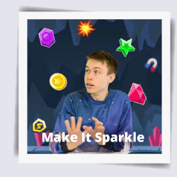 JavaScript App Course - Make It Sparkle