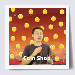 JavaScript App Course - Coin Shop