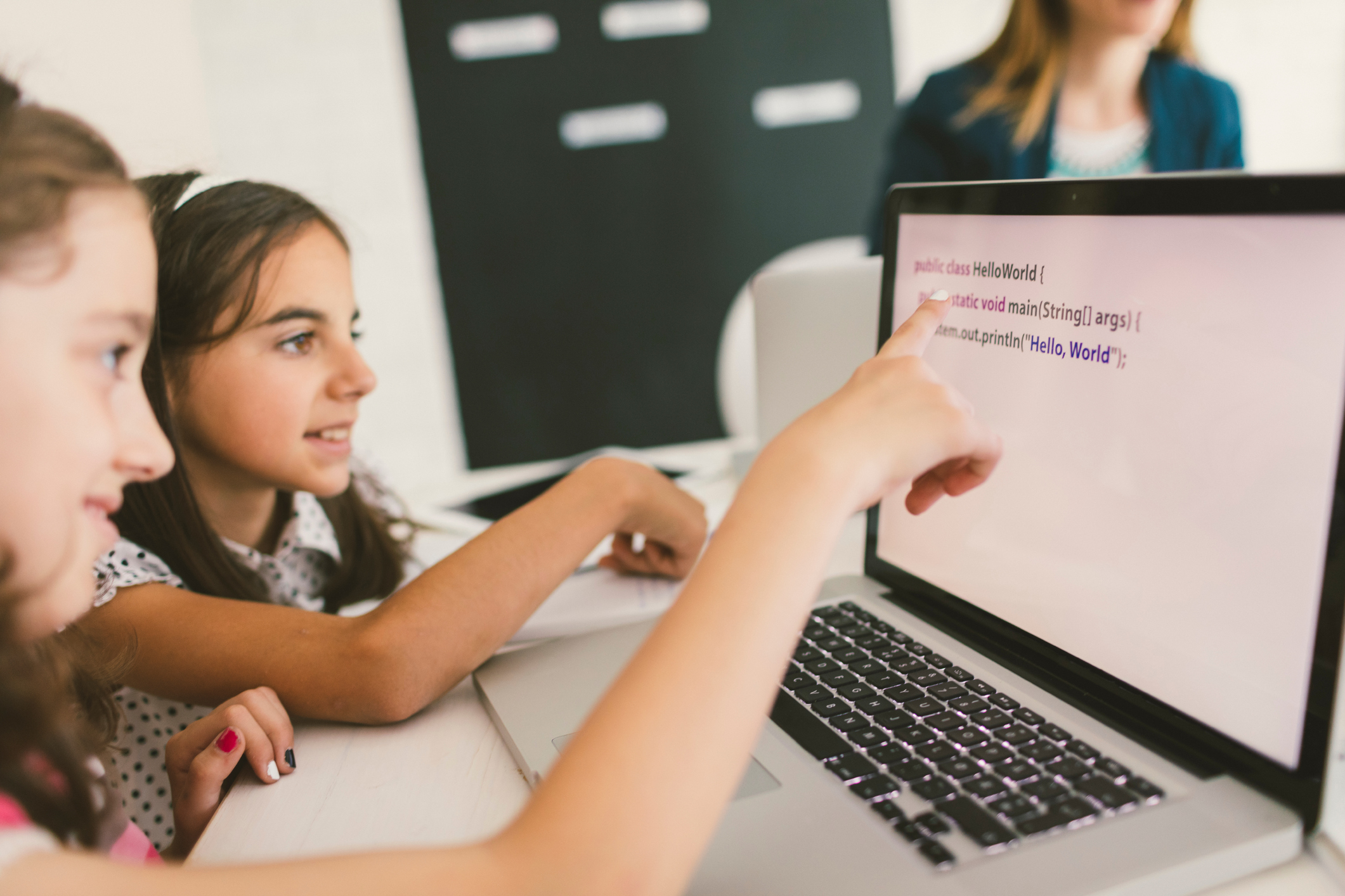 A beginner's guide to teaching kids coding (even when you don't know how to code)
