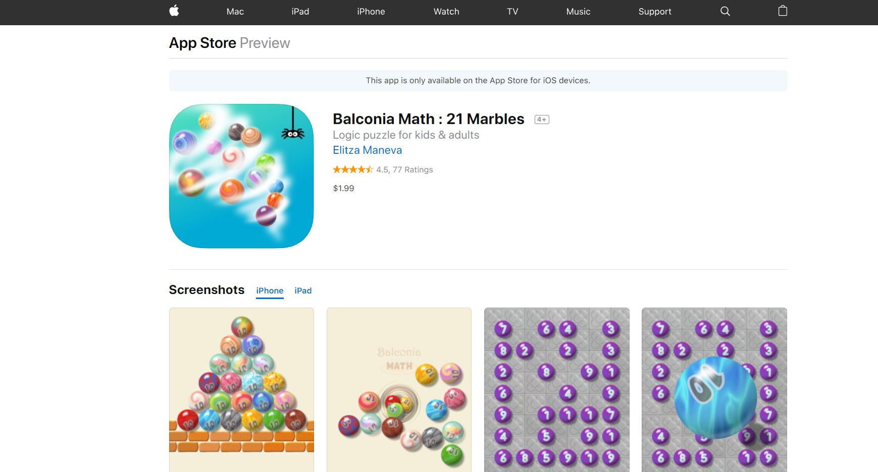 Balconia Math CodaKid Top 21 Math Apps of 2019