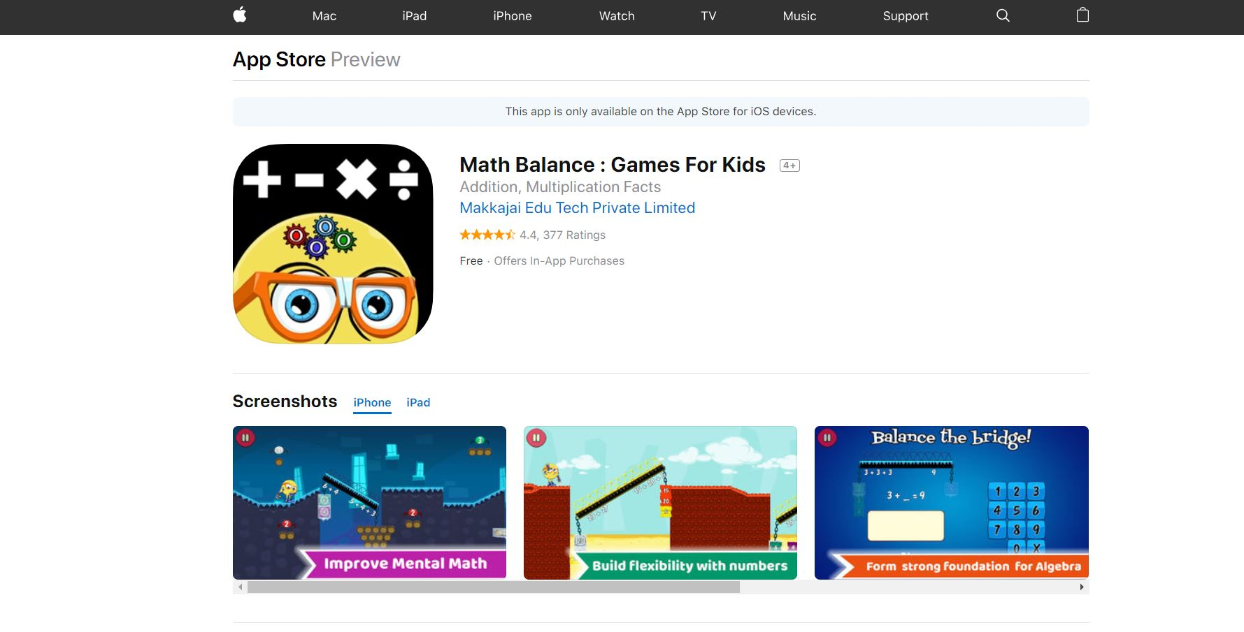 Math Balance CodaKid Top 21 Math Apps of 2019