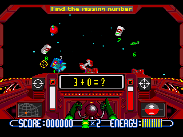 Math Blaster CodaKid Top Math Games