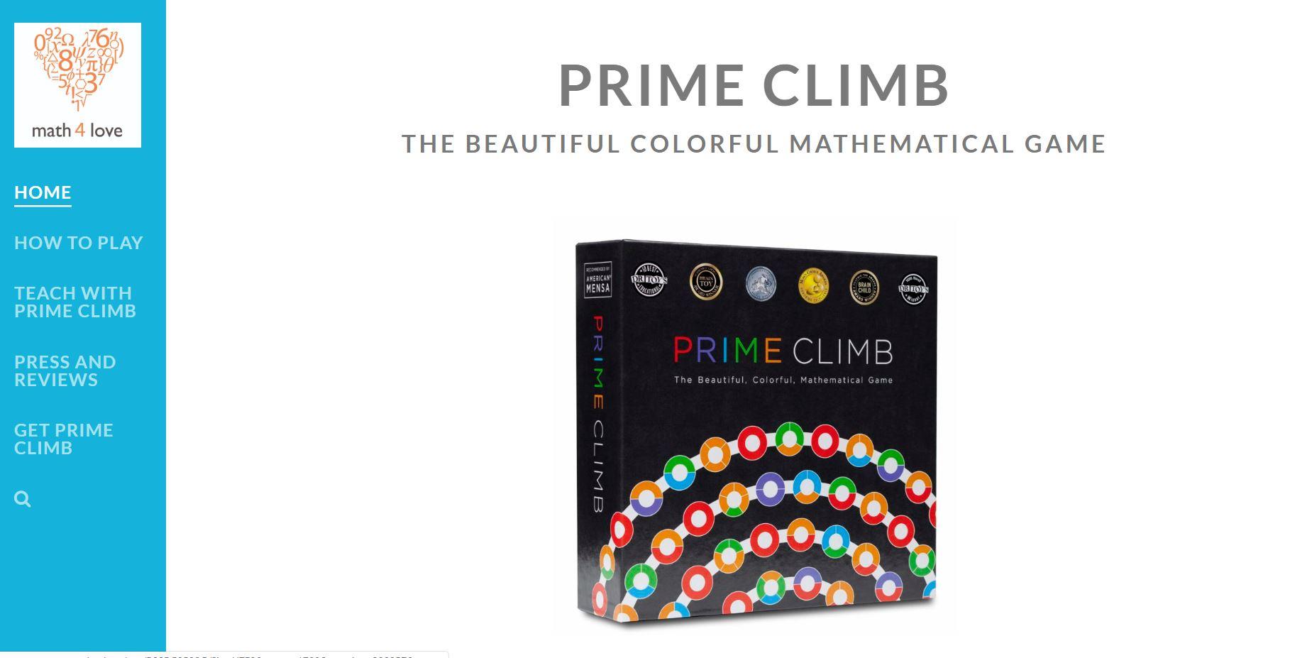 Prime Club CodaKid Top Math Games