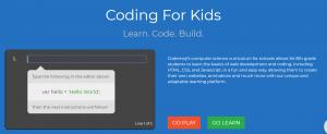 Codemoji is a coding resource for kids
