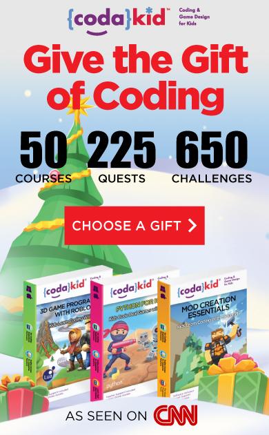 codakid gift ad