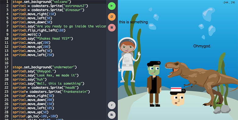 Coding Tools for Teens