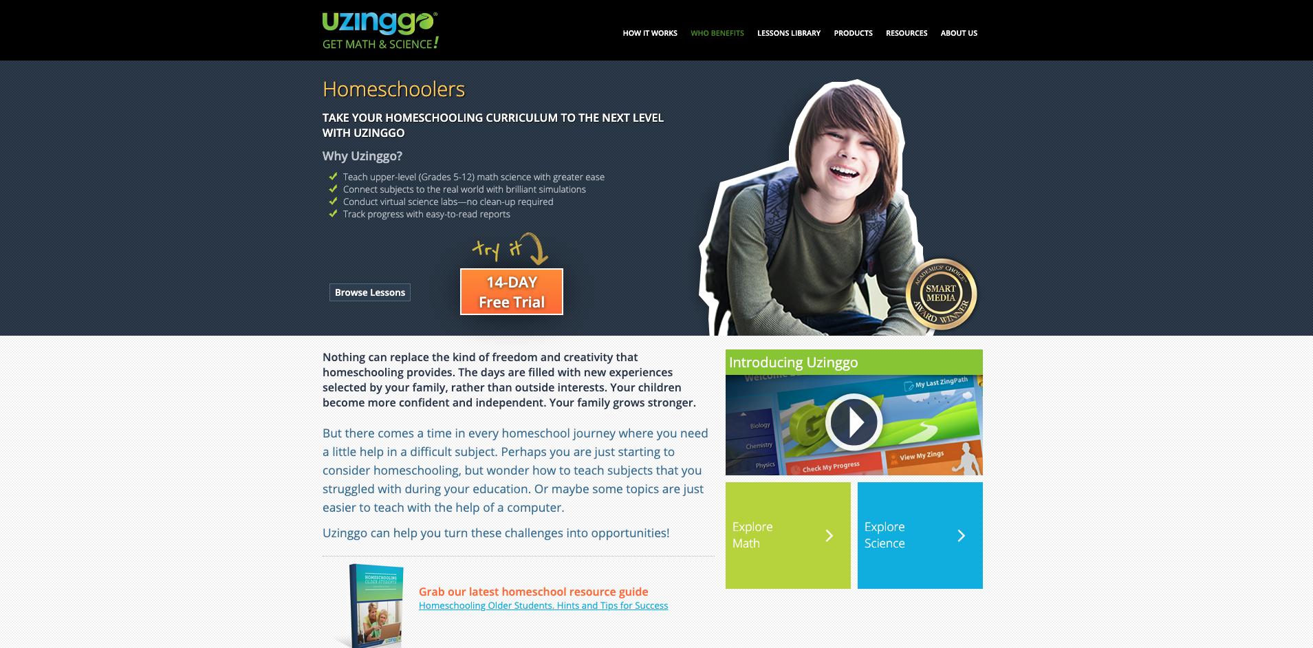 Uzinggo