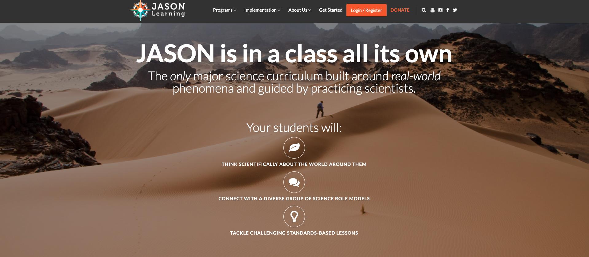 JASON Learning