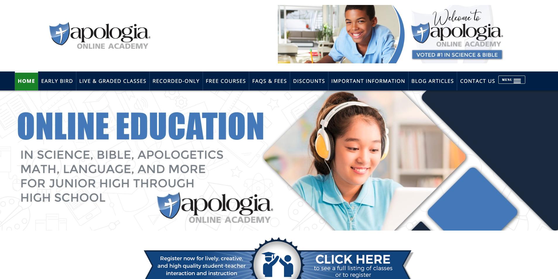 Apologia Online Academy