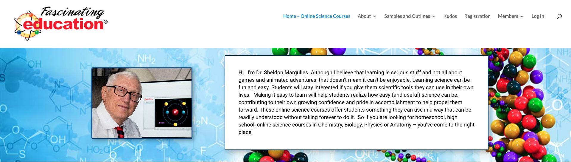 Fascinating Education Science Homeschool Curriculum