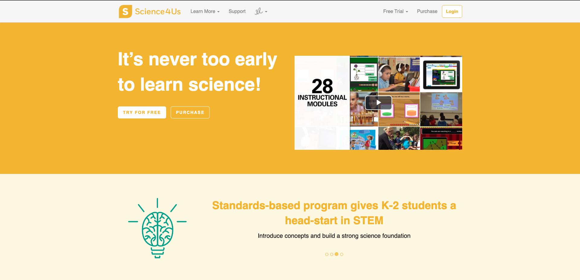Science4Us Science Homeschool Curriculum